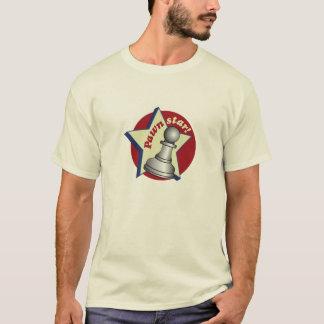 T-shirt d'étoile de gage
