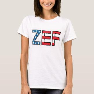 T-shirt d'étoiles et de rayures de Zef