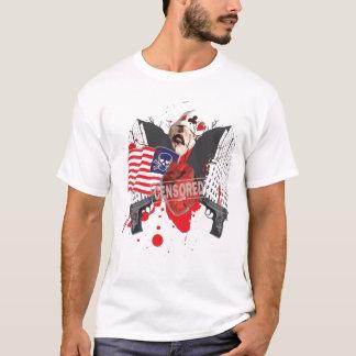 T-shirt détresse