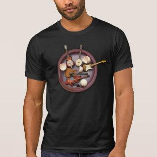 T-shirt détruit par brouilleur de Deux-Oeuf de
