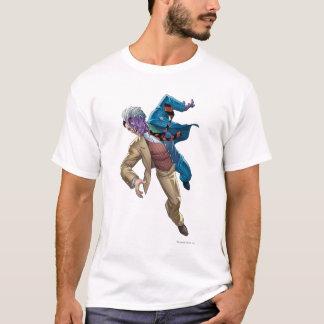 T-shirt Deux automnes de visage
