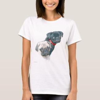 T-shirt Deux carlins
