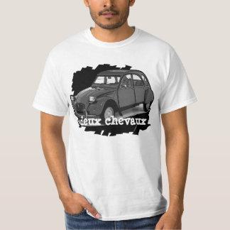 T-shirt Deux Chevaux 2CV