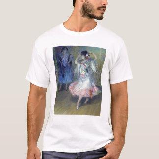 T-shirt Deux danseurs espagnols, 1852
