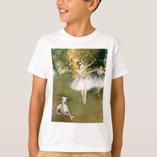 T-shirt Deux danseurs - whippet #2