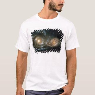 T-shirt Deux galaxies en spirale 2