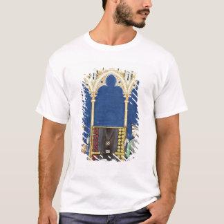 T-shirt Deux joueurs de backgammon