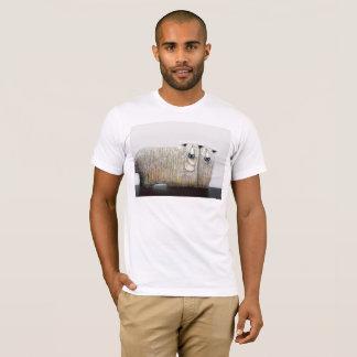 T-shirt Deux moutons