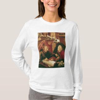 T-shirt Deux ramasseurs d'impôts, c.1540