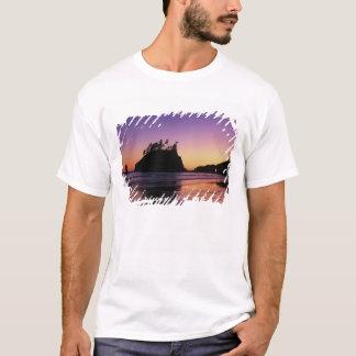T-shirt Deuxième plage au crépuscule, NP olympique, WA,