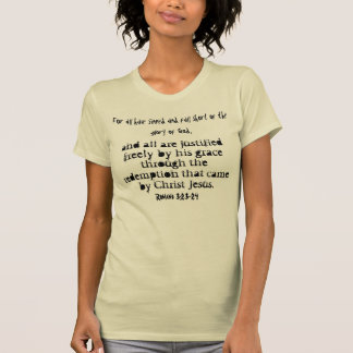 T-shirt d'évangélisation