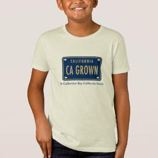 T-shirt développé par Californie de la jeunesse de