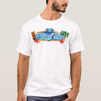 T-shirt Devinez le surfer de minuit de glissière