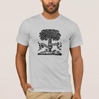 T-shirt Devise :  À temps… elle portera ses fruits