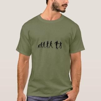 T-shirt d'évolution de Westie