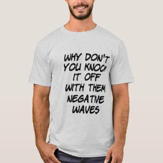 T-shirt d'excentrique