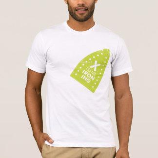 T-shirt d'habillement d'Américain de la brûlure 5