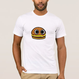 T-shirt d'hamburger