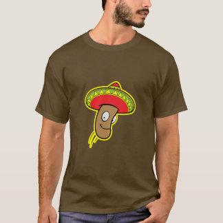 T-shirt d'haricot sautant