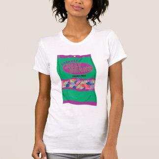 T-shirt d'haricots de Jilly