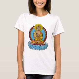 T-shirt Dharmachakra Bouddha
