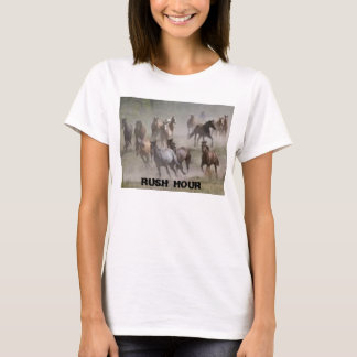 T-shirt d'HEURE DE POINTE