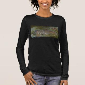 T-shirt d'hippopotame