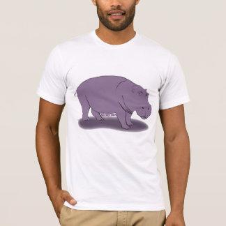 T-shirt d'hippopotame de SBC&Co. X Nolobotamus