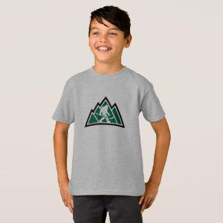 T-shirt d'hockey de Sasquatch d'enfants
