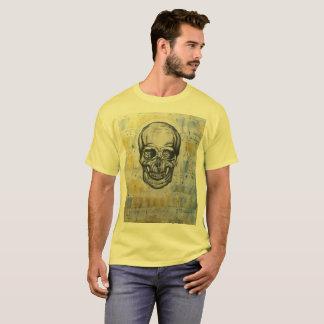 """T-shirt d'hommes """"sous ma peau"""""""