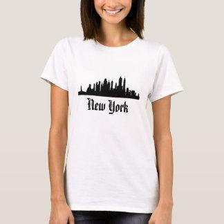 """T-shirt d'horizon de """"NEW YORK"""""""