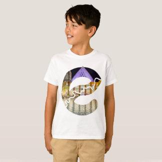 T-shirt d'hôtel de ville d'Edmonton