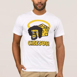 T-shirt d'humour de Cheesus