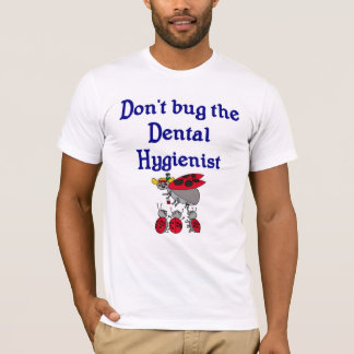T-shirt d'hygiéniste dentaire