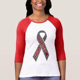 T-shirt Diabète de combat