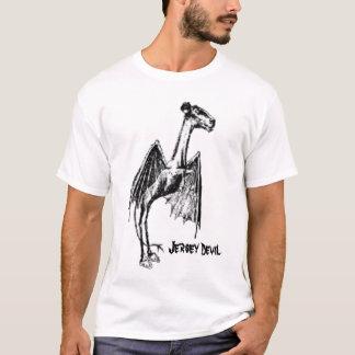 T-shirt Diable du Jersey