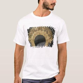 T-shirt Diadème russe avec le travail en filigrane