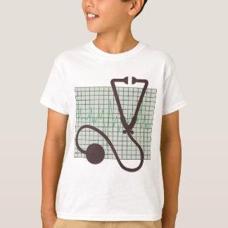 T-shirt Diagramme médical