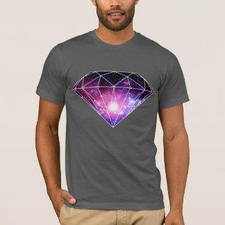 T-shirt Diamant cosmique