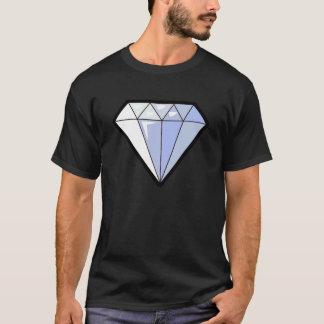 T-shirt Diamant lisse