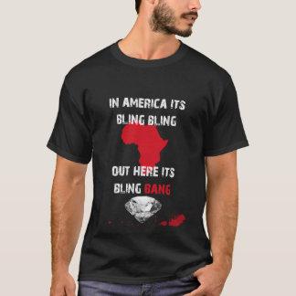 T-shirt Diamants de sang
