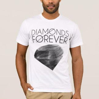 T-shirt Diamants pour toujours
