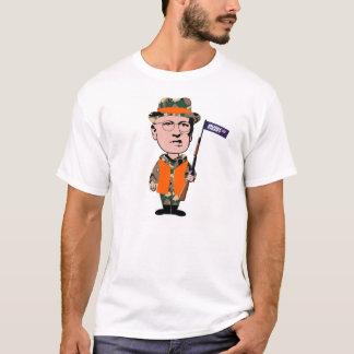 T-shirt Dick Cheney a une arme à feu !