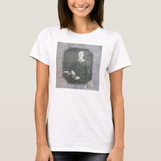 T-shirt Dickinson a remélangé les femmes