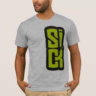 T-shirt dièse en difficulté