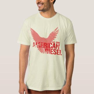 T-shirt Diesel américain II