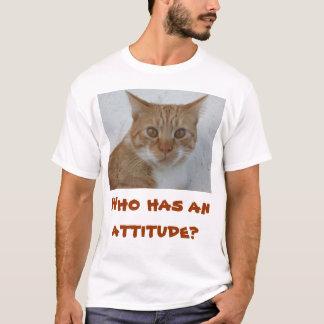 T-shirt Diesel avec l'attitude #2 (chemise 2-sided)