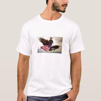 T-shirt Dieu bénissent les Etats-Unis
