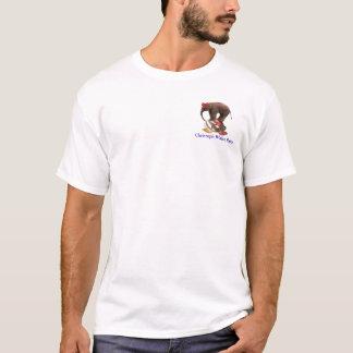 T-shirt Dieu de myrtille