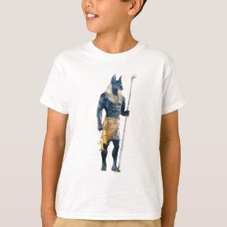 T-shirt Dieu d'Egyptien d'Anubis